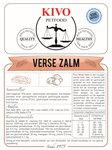 KIVO | Verse Zalm - graanvrij - geperst | 15 kg