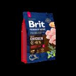 BRIT | Premium by nature Adult L (25-45 KG) | 3 kg