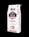 BRIT | Fresh Chicken with Potato Puppy Healthy Growth | 12 kg