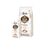 BRIT | Fresh Turkey with Pea Light Fit & Slim 12 kg_