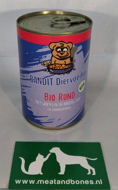 BANDIT | BIO - RUND blik | 400 gram