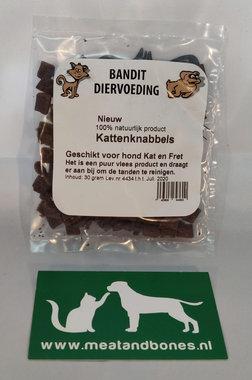 BANDIT | Kattenknabbels | ong. 30 gram
