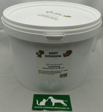 BANDIT | Emmer met gedroogde Lamslong  | +/- 1 KG