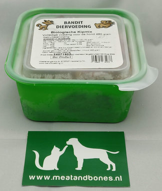 BANDIT | BIO - KIP-MIX |480 gram