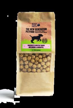 BUGS FOR PETS | Insectentrainer meelworm en aardappel | +/- 700 trainers