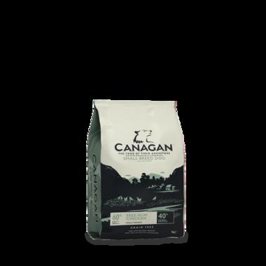 CANAGAN | Vrije Uitloop Kip (kleine hond) | 2 KG
