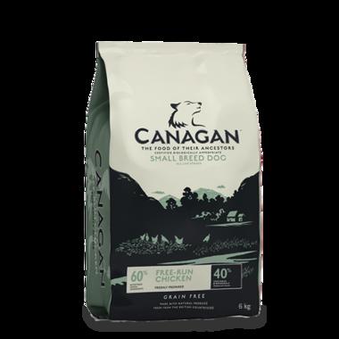 CANAGAN | Vrije Uitloop Kip (kleine hond) | 6 KG