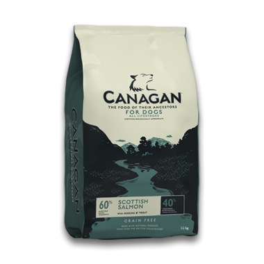 CANAGAN | Schotse Zalm | 12 kg