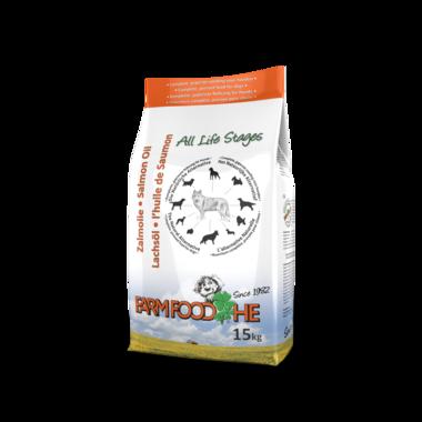 FARM FOOD | HE - SCHOTSE ZALMOLIE | 15 kg