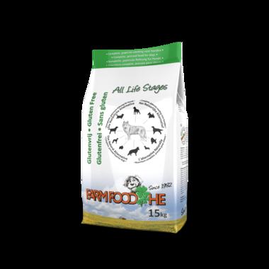 FARM FOOD | HE - GLUTENVRIJ | 15 kg
