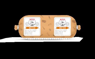 KIVO | Meat 2 Go | 1 KG (!) (DIEPVRIES-PRODUCT) (OP = OP)