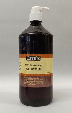 CARNIS | Schotse 100% wilde Zalmolie | 1 ltr