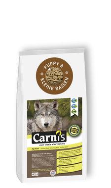 CARNIS | Brok geperst KIP/RUND (puppy & kleine rassen) | 1 kg