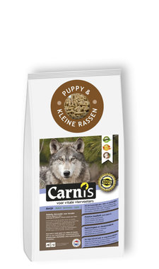 CARNIS | Brok geperst KONIJN (puppy & kleine rassen) | 1 kg
