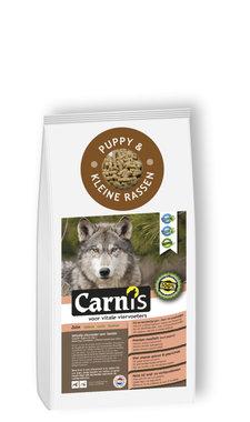 CARNIS | Brok geperst ZALM (puppy & kleine rassen) | 1 kg