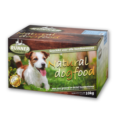RUNNER | Puppy Compleet 100 x 100 gram | 10 kg