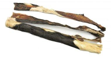 CARNIS | Runderkophuid LANG met haar (25-30cm) | 400 gram