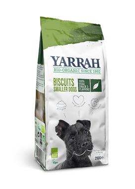 YARRAH | Dog Biscuit zeewier & spirulina (vega) | 250 gram