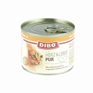 DIBO | Hart & Lever met paardenbloem en distelolie | 200 gram