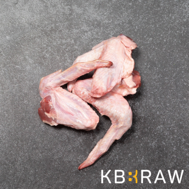 KB-BARF | Eendenvleugels | 1 kg