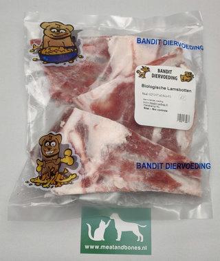 BANDIT | BIO - LAMSBOTTEN (ribben) | +/- 600 gram