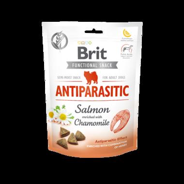 BRIT CARE   Graanvrije functional snack: Anti-Parasitic (zalm)   150 gram