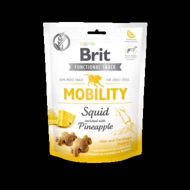 BRIT CARE | Graanvrije functional snack: Mobility (pijl-inktvis) | 150 gram