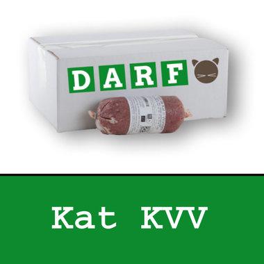DARF | Kat kvv in worstjes | 10 x 245 gram