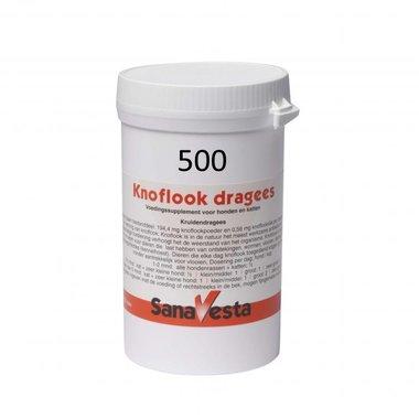 Knoflook dragees | 500 stuks