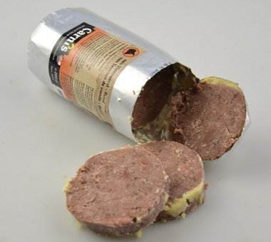 CARNIS | Houdbare voeding RUND | 400 gram