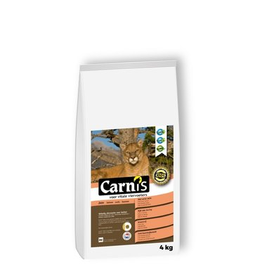 CARNIS | KAT Graanvrije Zalm brok | 4 kg