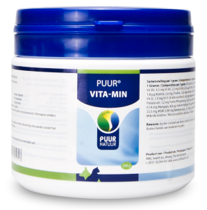 PUUR | Vita-Min | 250 gr