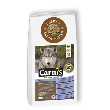 CARNIS | Brok geperst KONIJN (puppy & kleine rassen) | 5 kg
