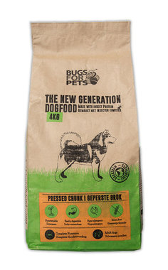 BUGS FOR PETS | Pressed | 4 KG