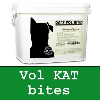 DARF | Vol KAT bites geperste brok | 5 kg