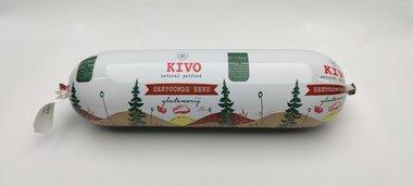 KIVO | Lang houdbaar - gestoomde EEND | 600 gram