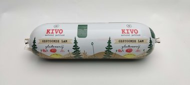 KIVO | Lang houdbaar - gestoomd LAM | 600 gram