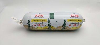 KIVO | Lang houdbaar - gestoomd KIP | 600 gram