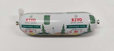 KIVO | Lang houdbaar - gestoomd RUND | 600 gram