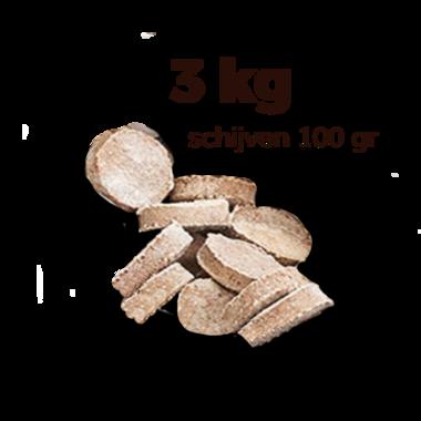 RUNNER | Kalkoen Compleet | 3 kg