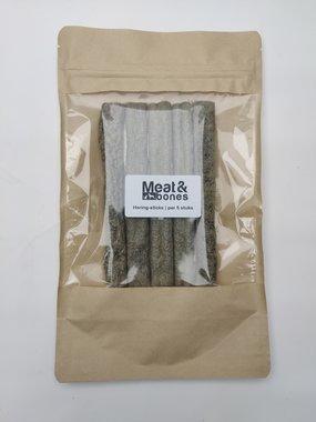M&B | Haring-sticks ca. 15 cm per stuk | per 5 stuks