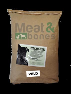 DARF | Vol Voeding WILD geperste brok | 14 kg