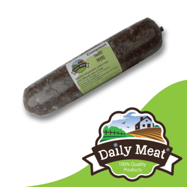 DAILY MEAT | Paard - COMPLEET  | 1000 gram