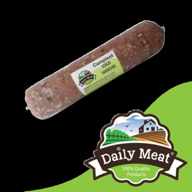 DAILY MEAT | Konijn - COMPLEET  | 1000 gram