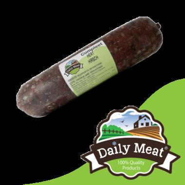 DAILY MEAT | Hert - COMPLEET | 1000 gram