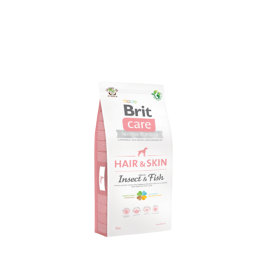 BRIT CARE | Hair & Skin Insect & Fish | 3 kg