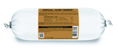 BARFMENU | PAARD *PREMIUM* | 1000 gram
