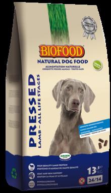 BIOFOOD | Geperst Lam (glutenvrij) | 13,5 KG