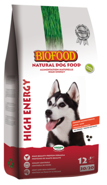 BIOFOOD | High Energy| 12,5 KG