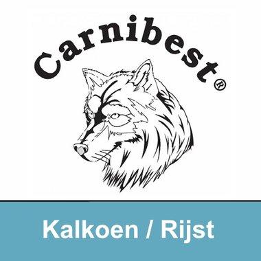CARNIBEST | KALKOEN / Rijst | 500 gram